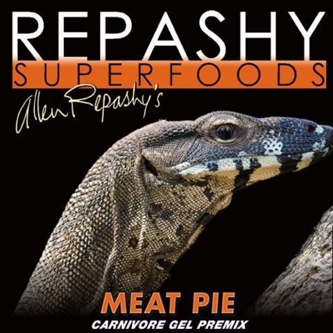 Meat Pie Reptile